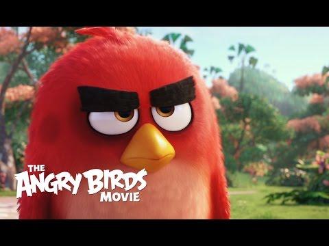 Découvrez la bande annonce du film Angry Birds