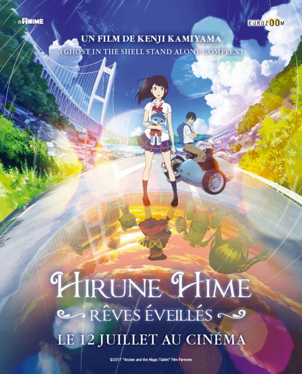 Hirune Hime Rêves éveillés, l'affiche, la bande annonce et le résumé
