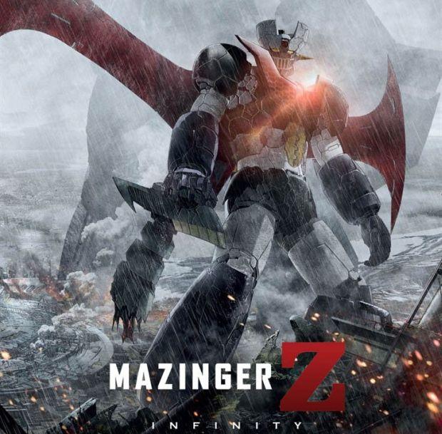 Mazinger Z infinity au cinéma en France le 22 novembre !